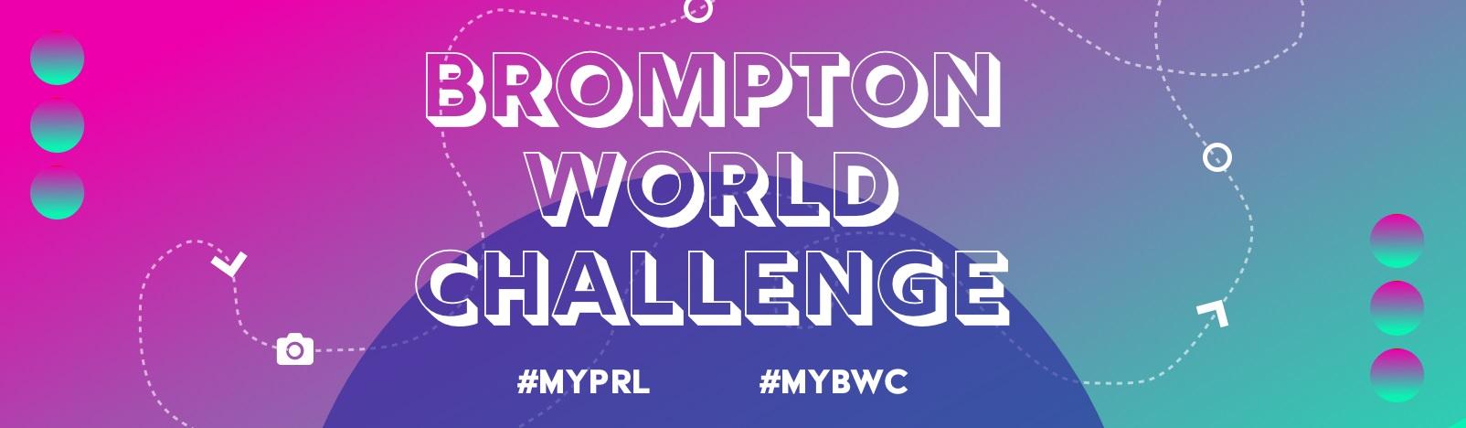 Brompton World Challenge